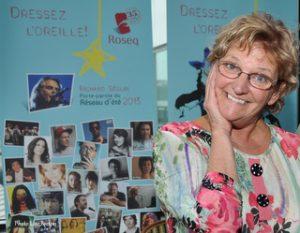 Solange Morissette, directrice générale du ROSEQ