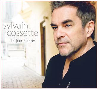 """Sylvain Cossette-Lancement mondial de la chanson """"Le monde est fou"""""""
