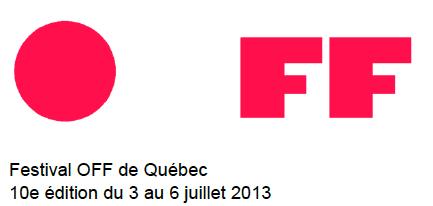 10e Festival OFF de Québec