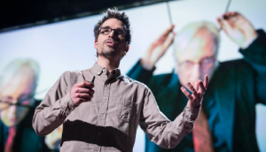 "Martin Villeneuve : le ""TED TALK"""