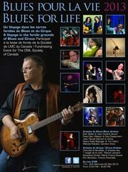 Blues pour la vie 2013