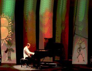 Le pianiste Arturo Nieto-Dorantes