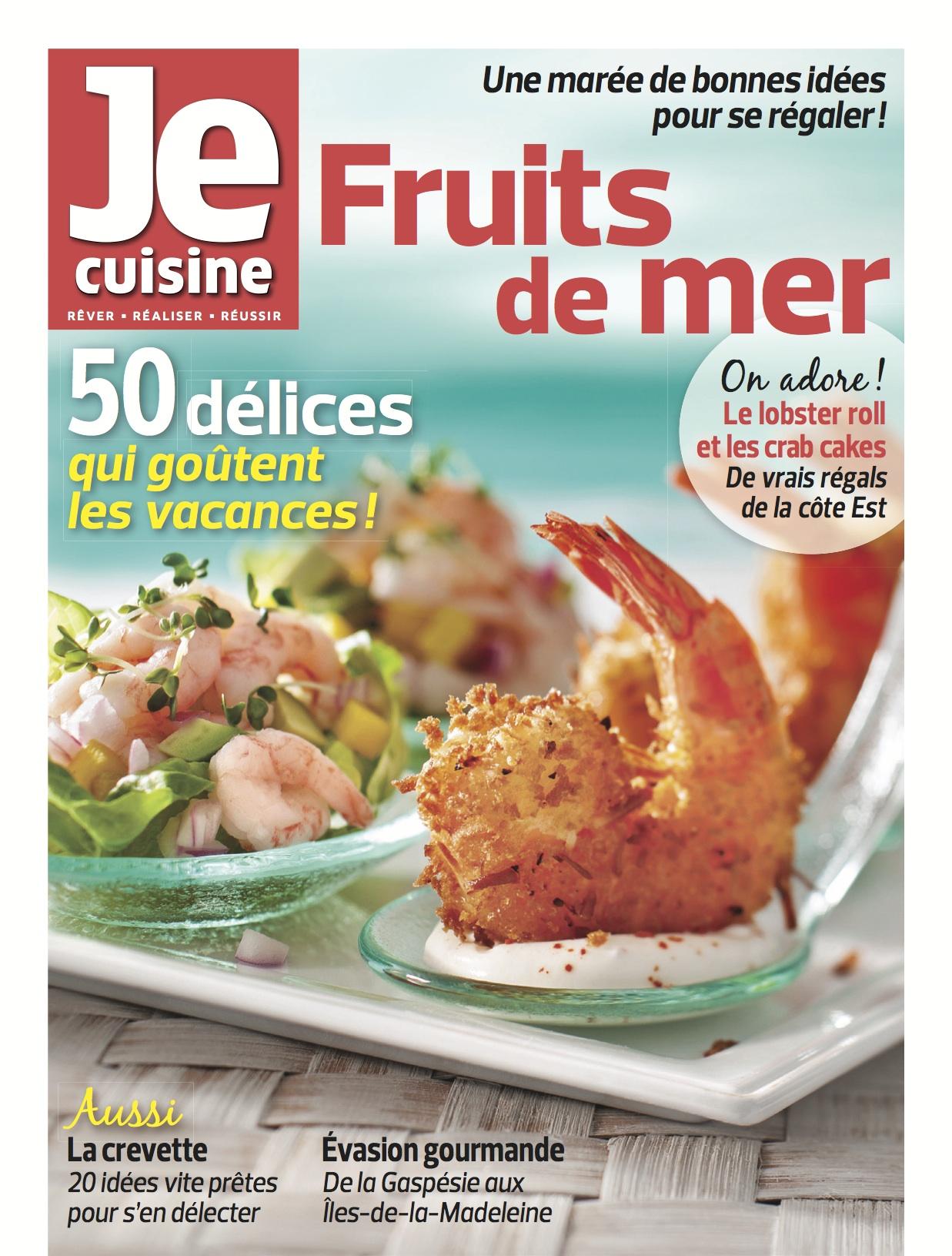 Je Cuisine Fruits de mer
