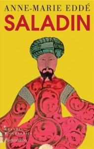Saladin de Anne-Marie Eddé (éd. Flammarion)
