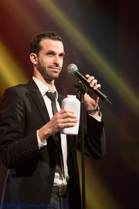 Olivier Martineau invité au célèbre Jamel Comedy Club et au Festival L'Humour en Capitales