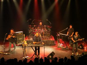 Randy George, Neal Morse, Mike Portnoy, Bill Hubauer, Eric Gillette