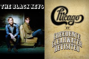 The Black Keys/ Chicago & Creedence Clearwater Revisited