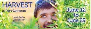 Harvest pour récolter des brassées de rires en juin 2013