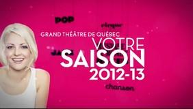 Saison estival au Grand Théâtre de Québec