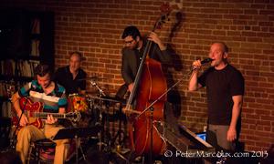 Martin Levac et ses musiciens