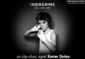 Indochine College Boy: un clip-choc signé Xavier Dolan