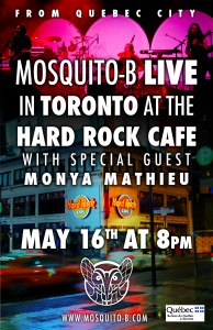 Mosquito-B à Toronto