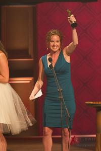 Silvi Tourigny a gagné pour ses capsules Web Carole aide son prochain pour la 2e année consécutive