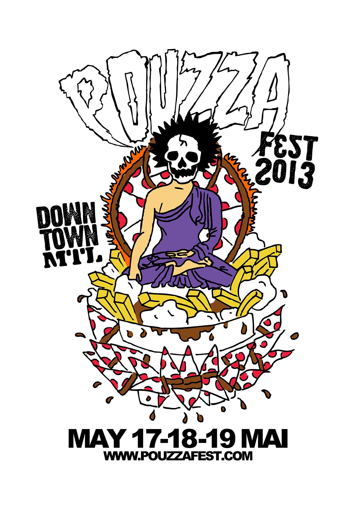 Le Pouzza Fest IV
