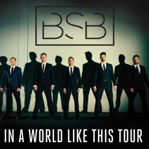 Backstreet Boys au Centre Bell