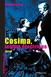 Cosima, femme électrique de Christophe Fiat © photo: courtoisie