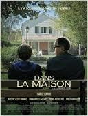 L'affiche du film Dans la maison