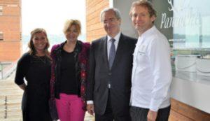 Mylène Couture, Ingrid Lemm, Jean-Louis Souman et Julien Dumas