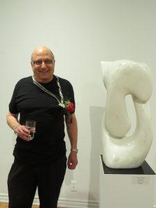 Peter Monk, Peaceful Swan