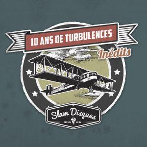 Slam Disques :10 ans de turbulences © photo: courtoisie