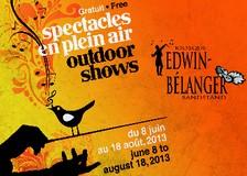 au kiosque Edwin-Bélanger - Du 15 au 18 août