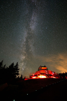 ASTROLab du parc national du Mont-Mégantic