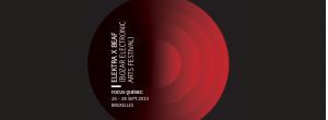 ELEKTRA à Bruxelles : Focus Québec au Bozar Electronic Arts Festival et de la Quinzaine numérique