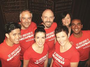 Les ambassadeurs du festival Nouvelle Vague