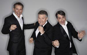 Luc Guérin, Benoît Brière, Martin Drainville
