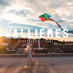 Vincent Vallières présente Fabriquer l'aube