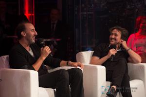 Martin Petit et Guy A. Lepage