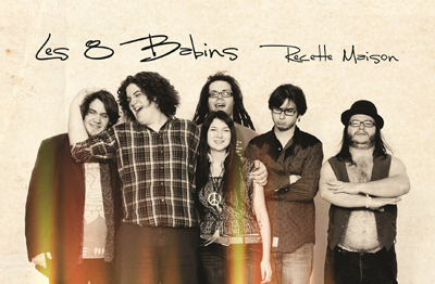 Les 8 Babins