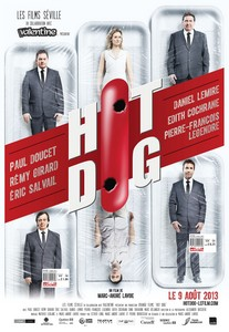 Hot-dog le film!