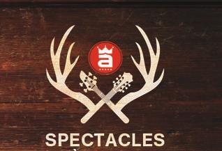 Spectacles à venir chez Archibald Duplessis et Lac Beauport !