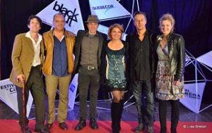 Luc concepteur de la musique, David La Haye, Marie-Chantal Perron, Richard Robitaille, Sylvie Moreau, Hugo St-Cyr