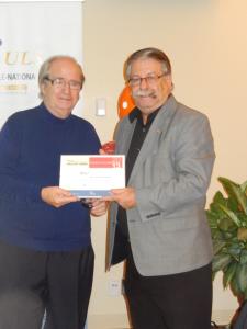 François Provencher et Gilles Maheux