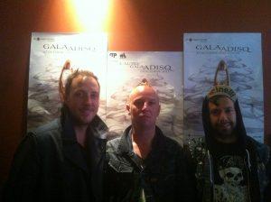 le trio Cargo Culte