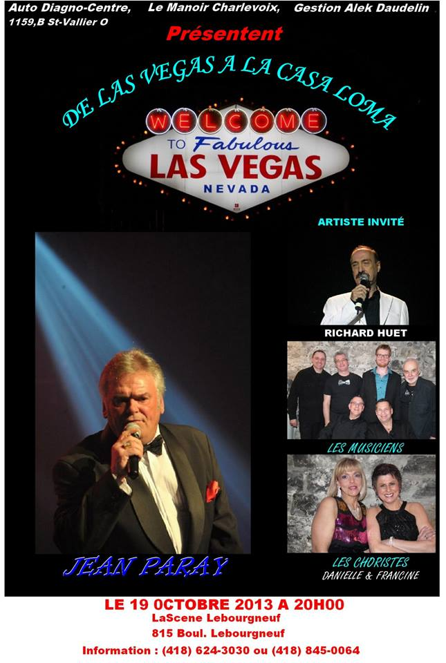 De Las Vegas A La Casa Loma 2