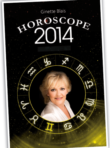 Horoscope 2014: Ginette Blais