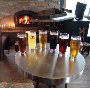 Bières feu