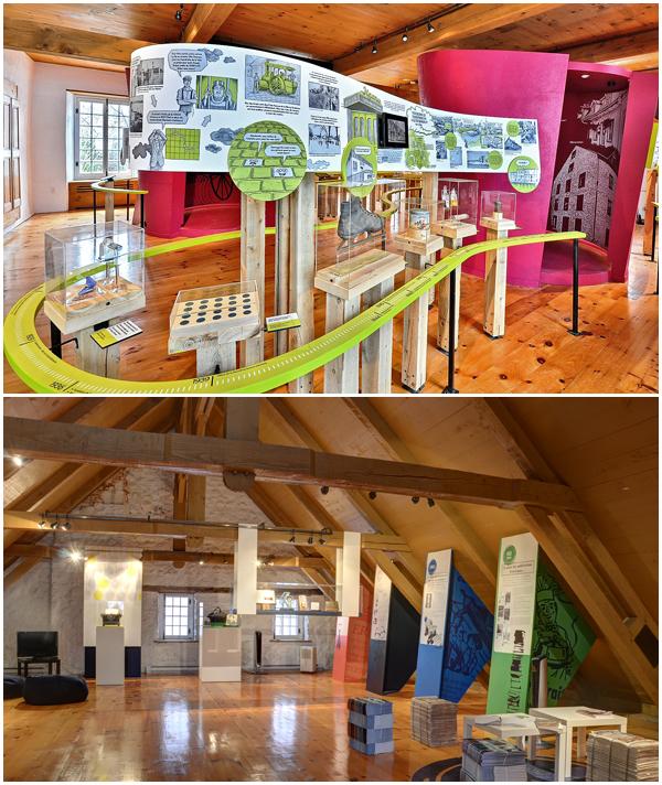 Deux expositions à la Maison Belsile
