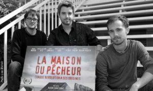 Vincent-Guillaume Otis, Benoit Langlois et Charles-Alexandre Dubé