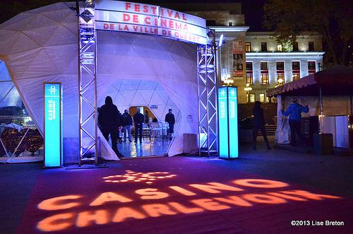 Soirée d'ouverture du festival FCVQ