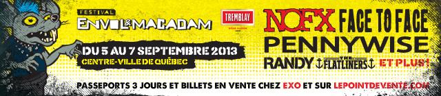 La 18e édition du Festival Envol et Macadam