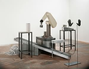 Max Dean, As Yet Untitled, 1992-1995