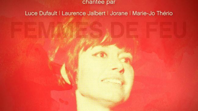 Femmes de feu-hommage à Pauline Julien