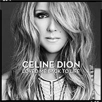 Le nouvel album: Céline Dion