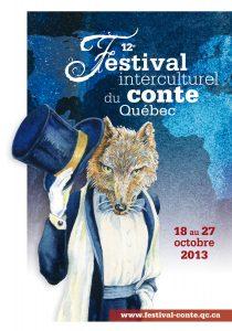 La 12e édition du Festival interculturel du conte du Québec