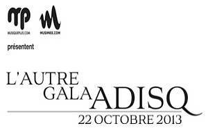 L'Autre Gala ADISQ 2013