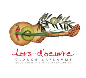 Le cd «Hors-d'œuvre» de Claude Laflamme